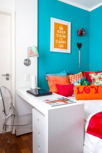 Colourful Mix and Match Penthouse Interior Design 04