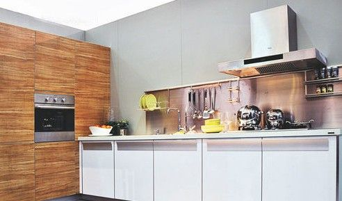 5 Kinds Of Stylish Kitchen Cabinets 01