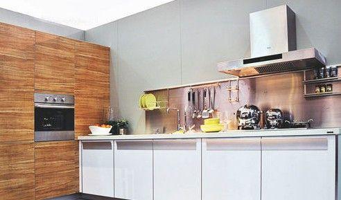 5 Kinds Of Stylish Kitchen Cabinets 01