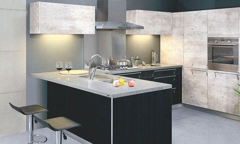 5 Kinds Of Stylish Kitchen Cabinets 02