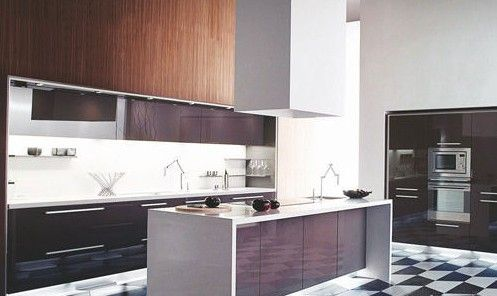5 Kinds Of Stylish Kitchen Cabinets 03