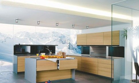 5 Kinds Of Stylish Kitchen Cabinets 04