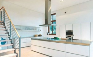 5 Kinds Of Stylish Kitchen Cabinets 05