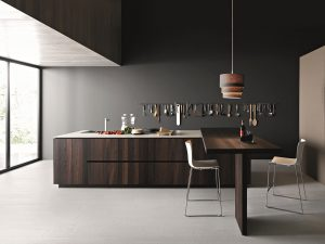Modern Built In Kitchen Cabinet Malaysia