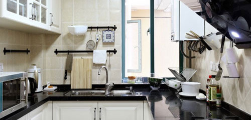 11 Types Elegant Kitchen Cabinet Design