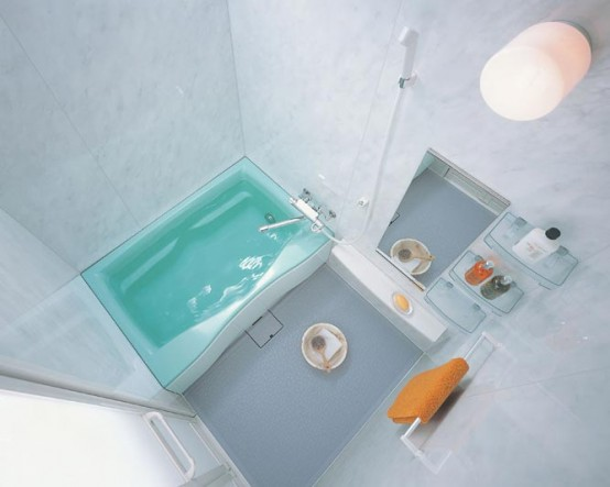 12 models of compact mini bathroom