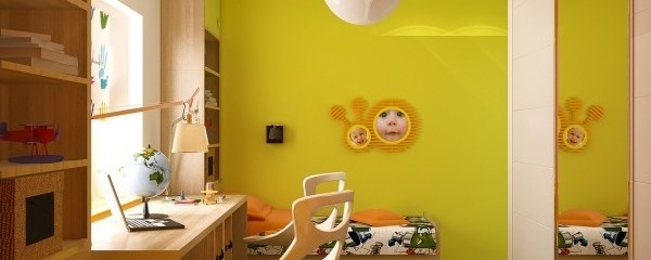 12 Types Of Wonderful Children's Room Interior Design
