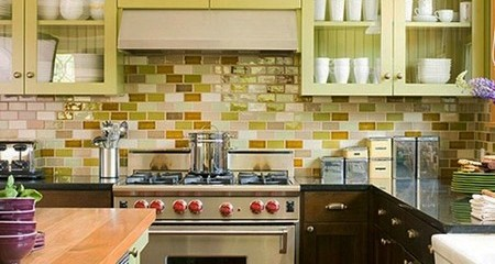 30 Kinds Of Kitchen Tile Design