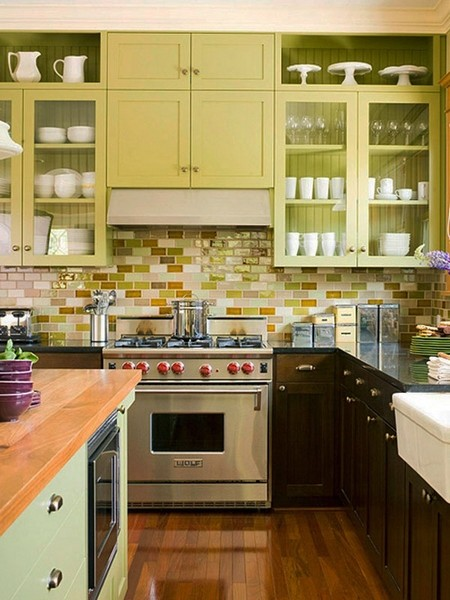 30 kinds of kitchen tile design