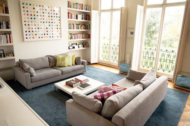 Interesting Exquisite Small Apartment Interior Design 01