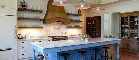 Fresh Looking Kitchen Design