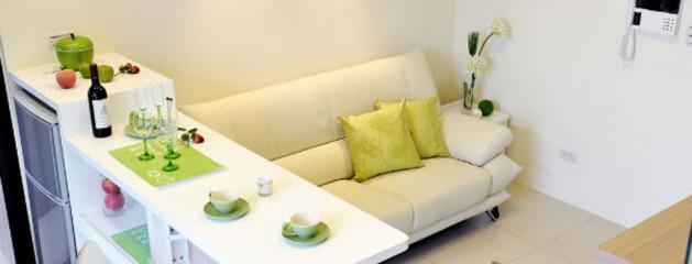 Fresh Look Soho Apartment Interior Design