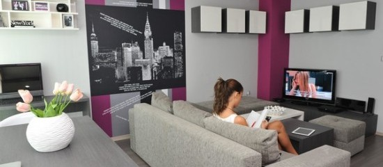 Girls Favorite Small Apartment Units Interior Design