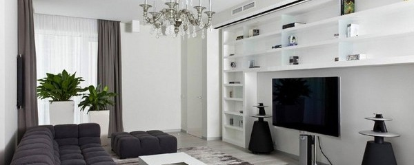 Modern Minimalism Home Apartment Interior Design
