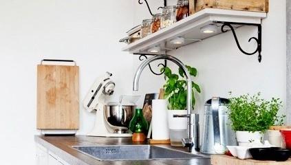 Swedish Classic Kitchen Design