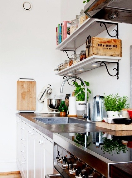 Swedish Classic Kitchen Design